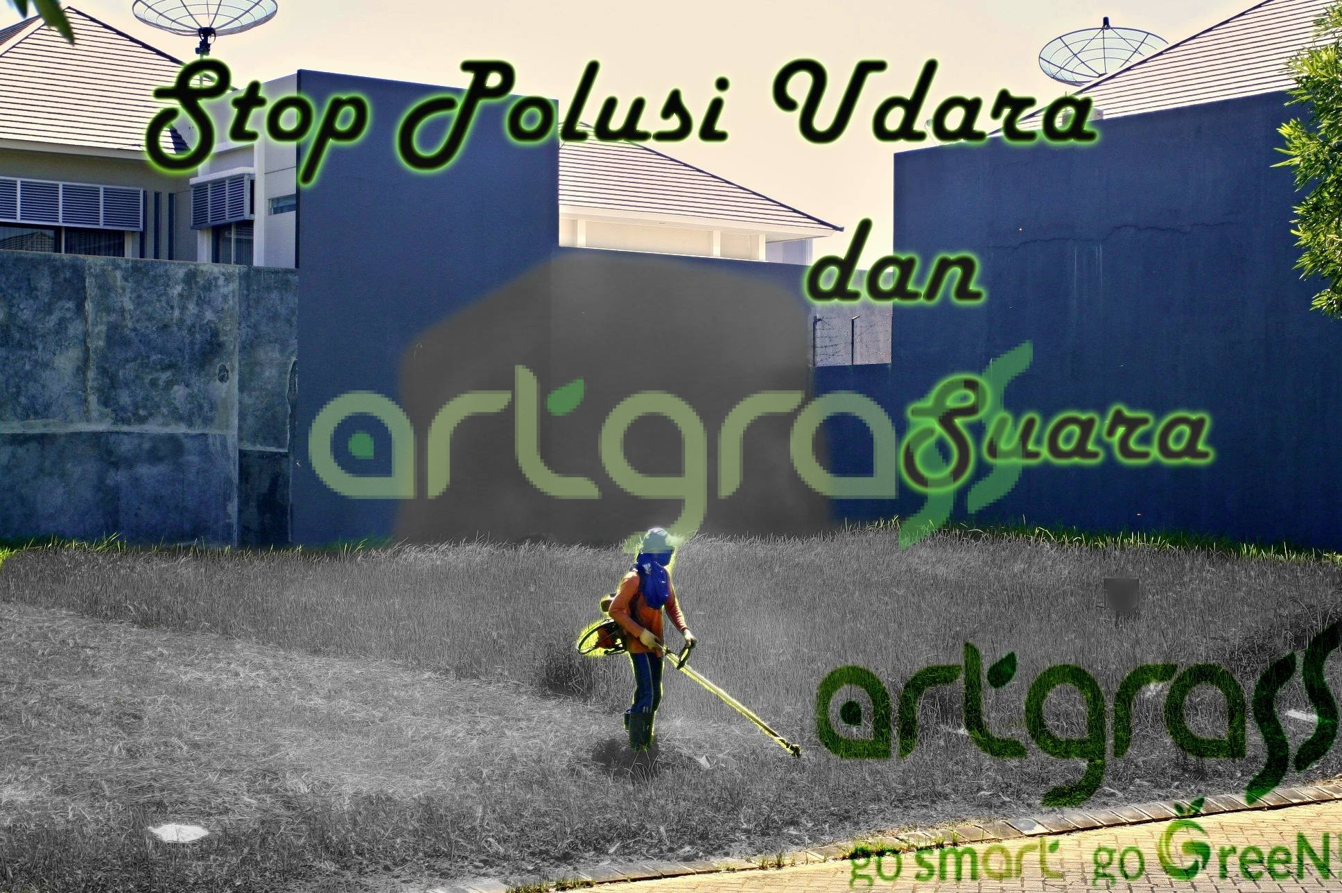 ArtGrass-Stop-Polusi-Udara-dan-Suara