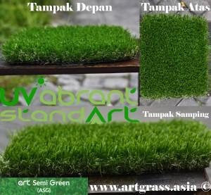Rumput-Sintetis-Taman-Dekorasi-ArtSemiGreen-Dengan-StandArt