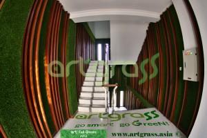 ArtGrass-Dinding-Staircase-W1Lt3-Rumput-Sintetis