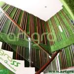 ArtGrass-Dinding-Stairway-W2Lt1-Naik-Tangga-Rumput-Sintetis