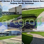 ArtGrass-Roof-Garden-Terminal-Penumpang-Gapura-Surya-Perak