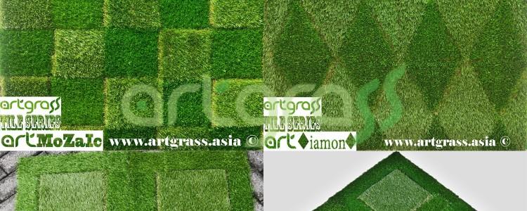 ArtGrass Tile Series
