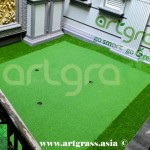 Artgrass-RoofTop-Putting-Green-Rumput-Sintetis