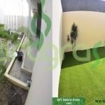 Before-After-Artgrass-Belakang-Rumah-Luas-Rumput-Sintetis