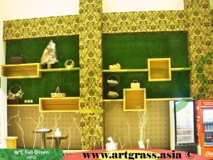Rumput-Sintetis-ArtGrass-Dinding-Bakery-Shop