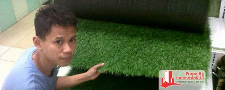 Artificial Grass for Home Decoration – PropertiIndonesiaKu