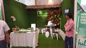 ArtGrass-IndoBuildTech-Bali-2016