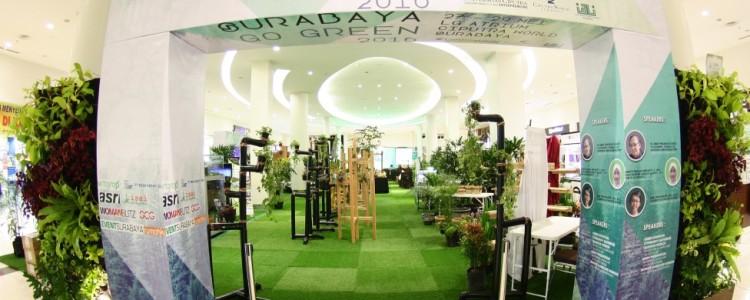 ArtGrass Platinum Sponsor Surabaya Go Green Gala Dinner 2016
