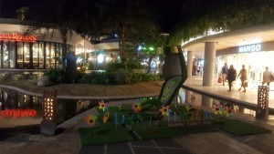 ArtGrass at BeachWalk Kuta Bali