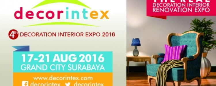 ArtGrass with Aladin Florist at Decorintex Surabaya 2016: Grand City Convex