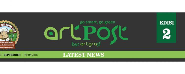 ArtPost Edisi 3 Periode Oktober – Desember 2018