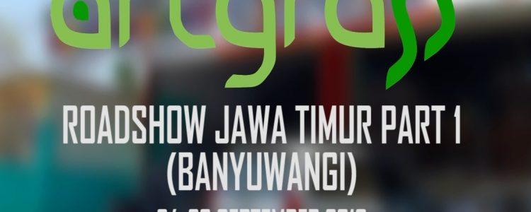 RoadShow ArtGrass – Jawa Timur Part 1 – 24 – 29 September 2018