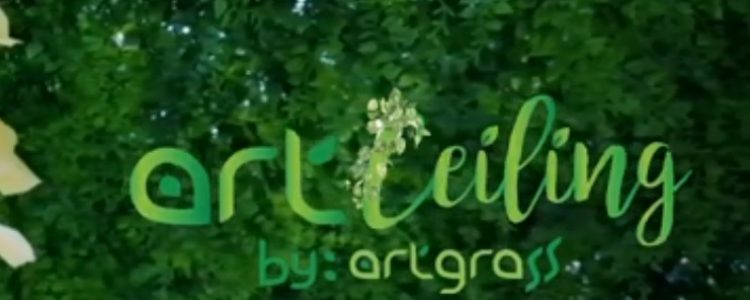 ArtCeiling by ArtGrass