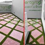 After-Artgrass-Mosaic-Lantai-Keramik-Rumput-Sintetis