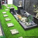 After-Artgrass-Taman-Belakang-Kolam-Rumah-Rumput-Sintetis