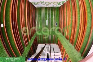ArtGrass-Dinding-Stairway-W2Lt2-Rumput-Sintetis