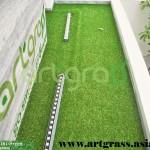 Artgrass-Dek-Atas-Rumah-Rumput-Sintetis