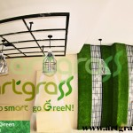 Artgrass-Dinding-Marketing-Office-Rumput-Sintetis