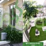 Before-After-Artgrass-Depan-Rumah-Rumput-Sintetis