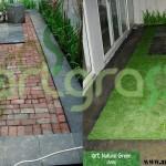 Before-After-Artgrass-Halaman-Belakang-Rumput-Sintetis