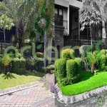 Before-After-Artgrass-Taman-Depan-Pagar-Rumput-Sintetis