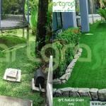 Before-After-Artgrass-Taman-Depan-Rumah-Rumput-Sintetis