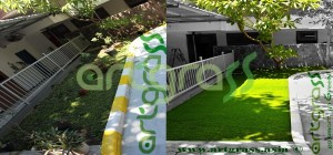Before-After-Artgrass-Taman-PreSchool-Rumput-Sintetis