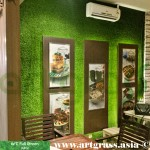 Rumput-Sintetis-ArtGrass-Holland-Mini-Bakery-Cafe-Spazio-Surabaya