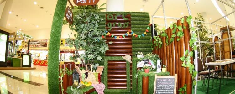 ArtGrass Sponsor Surabaya Garden Festival 2015 oleh IALI (Ikatan Arsitek Lanskap Indonesia) – 30 Nov – 6 Des 2015