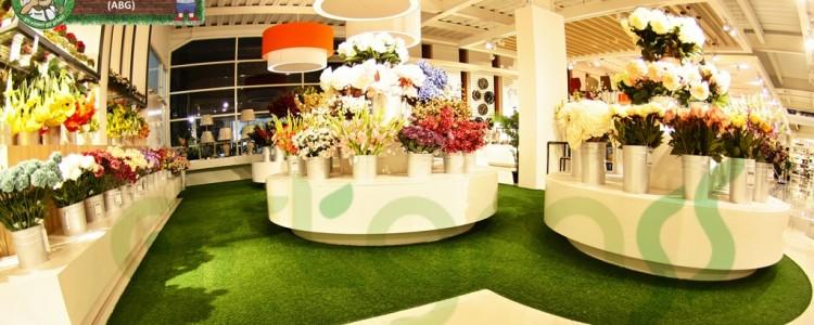 ArtGrass Menghiasi Thema Home Surabaya