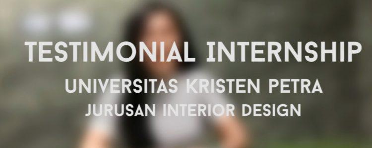 Testimonial Internship bersama ArtGrass – Meilisa Dewi – Universitas Kristen Petra Desain Interior 2019