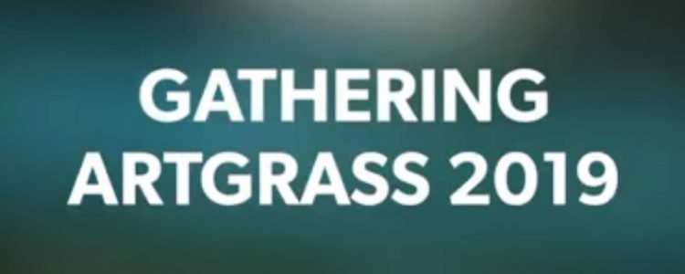 Gathering 2nd Annual Reception Tribute ArtGrass 2019