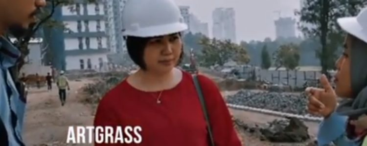 ArtGrass Project Visit with Intiland – 2019