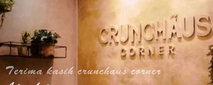 ArtGrass with Crunchaus Corner Pakuwon Mall